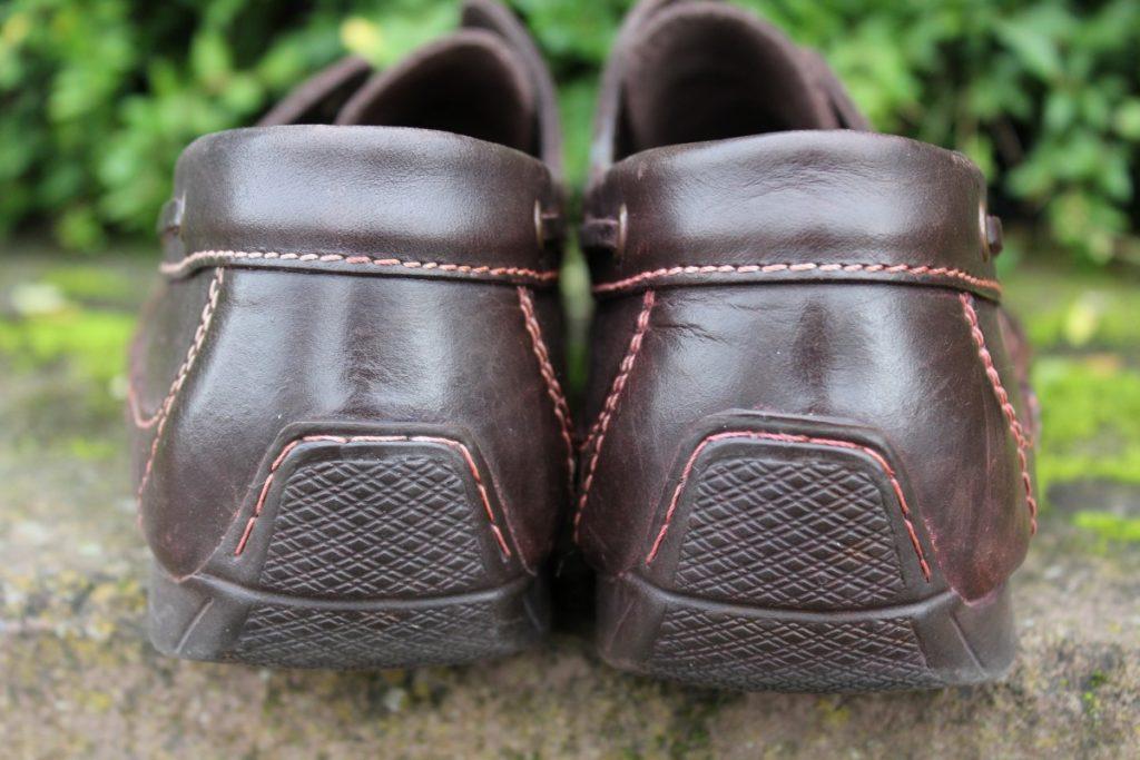 Steel shank boot